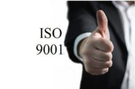 """BELFARMACOM"" COMPANY RECEIVED CERTIFICATE ISO-9001"